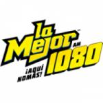 Logo da emissora Radio La Mejor 1080 AM