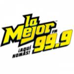 Logo da emissora Radio La Mejor 99.9 FM