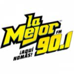 Logo da emissora Radio La Mejor 90.1 FM