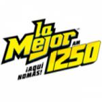 Logo da emissora Radio La Mejor 1250 AM