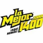 Logo da emissora Radio La Mejor 1400 AM