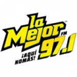 Logo da emissora Radio La Mejor 97.1 FM