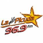 Logo da emissora Radio La Más Picuda 96.9 FM