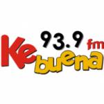 Logo da emissora Radio Ke Buena 93.9 FM