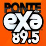 Logo da emissora Radio Exa 89.5 FM