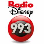 Logo da emissora Radio Disney 99.3 FM