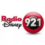 Logo da emissora Radio Disney 92.1 FM