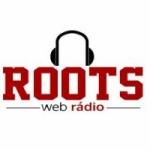 Logo da emissora Rádio Roots