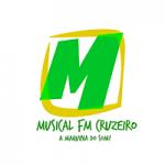 Logo da emissora Musical FM Cruzeiro