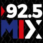 Logo da emissora Radio Mix 92.5 FM