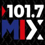 Logo da emissora Radio Mix 101.7 FM