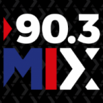 Logo da emissora Radio Mix 90.3 FM