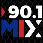 Logo da emissora Radio Mix 90.1 FM