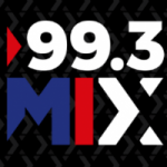 Logo da emissora Radio Mix 99.3 FM