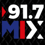 Logo da emissora Radio Mix 91.7 FM