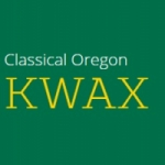 Logo da emissora KWAX 91.1 FM