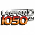 Logo da emissora Radio La Grand 1050 AM