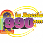 Logo da emissora Radio Rocola 990 AM