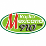 Logo da emissora Radio Mexicana 910 AM