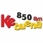 Logo da emissora Radio Ke Buena 850 AM