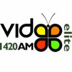 Logo da emissora Radio Vida 1420 AM
