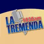 Logo da emissora Radio La Tremenda 1030 AM