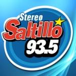 Logo da emissora Radio Stereo Saltillo 93.5 FM