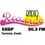 Logo da emissora Radio Recuerdo 90.3 FM
