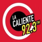 Logo da emissora Radio La Caliente 92.3 FM