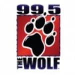 Logo da emissora KWJJ 99.5 FM