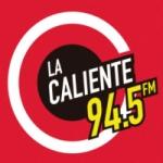 Logo da emissora Radio La Caliente 94.5 FM
