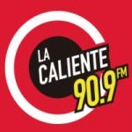 Logo da emissora Radio La Caliente 90.9 FM