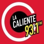 Logo da emissora Radio La Caliente 93.1 FM