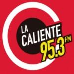 Logo da emissora Radio La Caliente 95.3 FM