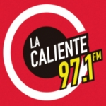 Logo da emissora Radio La Caliente 97.1 FM