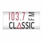 Logo da emissora Radio Classic 103.7 FM