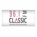 Logo da emissora Radio Classic 96.1 FM