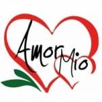 Logo da emissora Radio Amor Mio 92.9 FM