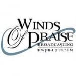 Logo da emissora KWPB 98.7 FM