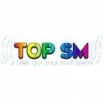 Logo da emissora Rádio Top SM
