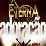Logo da emissora Rádio Eterna Adoração