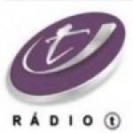 Logo da emissora Rádio T 107.7 FM
