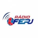 Logo da emissora Rádio FERJ