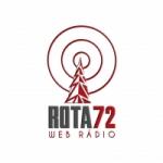 Logo da emissora Rota 72 Web Radio