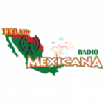 Logo da emissora Radio Mexicana 1300 AM