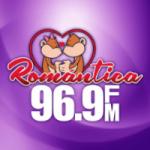 Logo da emissora Radio Romántica 96.9 FM