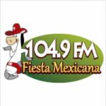 Logo da emissora Radio Fiesta Mexicana 104.9 FM