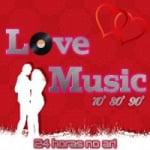 Logo da emissora Love Music Fm