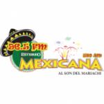 Logo da emissora Radio Estéreo Mexicana 96.5 FM