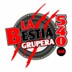Logo da emissora Radio La Bestia Grupera 540 AM